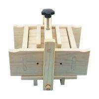 木制原模具小号家用盒框压切做脑自制工具配件豆腐