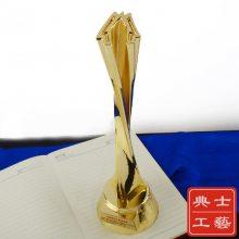 中国建筑工程装饰奖杯,比赛竞赛奖杯,颁奖仪式纪念品制作