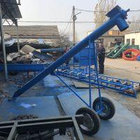 化工厂粉质上料提升机 庞泰管子耐腐蚀螺旋上料机
