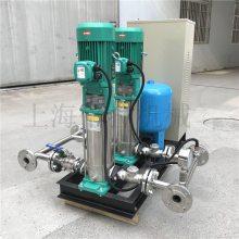 wilo威乐MVI1603/6无负压供水设备工作效率怎么样?