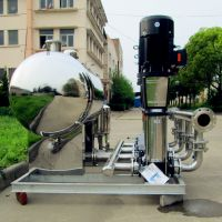 无负压增压供水设备CDLF42-60南方上海总代理