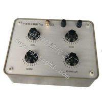 富阳精密RX7/00 精密的旋钮式多值可调十进电容箱