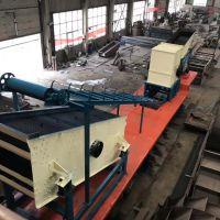 供应砂石生产线设备 移动颚式破碎机 箱式建筑垃圾破碎生产线