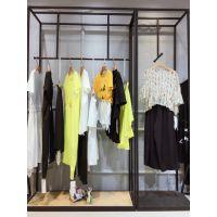卡拉贝斯女装品牌折扣店怎么做活动方案成都女装品牌折扣店加盟甜美牛仔布休闲裤
