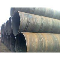 工地埋地螺旋钢管常用尺寸 排污螺旋管专业制造