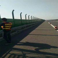 工厂定制高速公路声屏障 机场铁路百叶孔降噪隔音板 学校小区隔音墙质量好