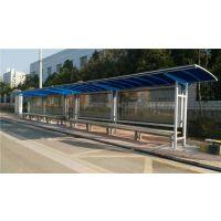 湘西特色候车亭传统文化设计,公交站台别致风格制作厂家