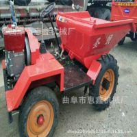 广州现货销售翻斗车 稳定性能好的翻斗车 两驱废料运输翻斗车