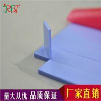 厂家直销 芯片硅胶导热片 耐高温高导热硅胶片 LED灯具导热垫片