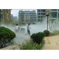 地产花园售楼部景观喷雾人工造雾工程造价