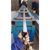 九江凹槽管现货-40*60双凹型管厂家