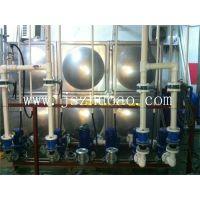 安徽滁州水晶宫洗浴中心奥栋空气能热泵热水工程