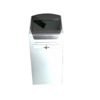 现代化智能工控机机箱机壳机柜金属柜体定制订做DC200