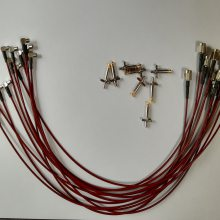 I-PEX射频转接线缆90577-0350