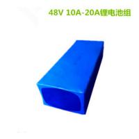 Pack厂家定制哈雷车 滑板车 电动叉车 用48V 10A 12A 20A 锂电池组