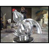 不锈钢葫芦雕塑,不锈钢葫芦雕塑