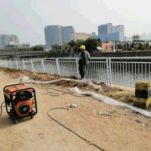 河道不锈钢护栏 中山人行道围栏网 惠州隔离栅