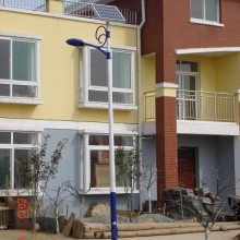 陕西安康咸阳渭南宝鸡榆林新农村建设用太阳能路灯厂家供应 斯美尔光电