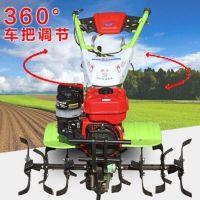 新品微耕机 多功能旋耕机 小型农用微耕机 现货供应小型旋耕机