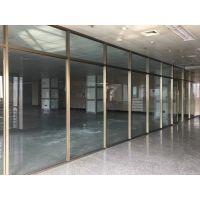 西安酒店活动隔断厂 西安铝合金玻璃隔断批发