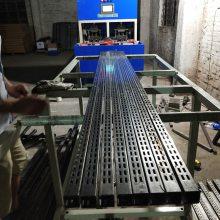 厂家供应F款全自动不锈钢冲孔机、铁管冲孔设备、角铁冲孔切断机械