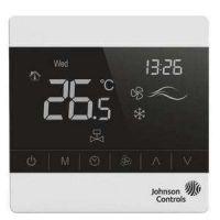 Johnson江森触摸屏中央空调控制器T8200-TB21-9JRO风机盘管温控器