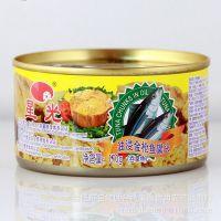 批发星光 油浸金枪鱼 罐头 吞拿鱼 明治 日本寿司料理材料