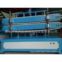 顺枫机械履带式牵引机 皮带牵引机 PVC塑料管材挤出机PC管材生产