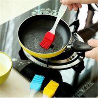 耐高温烘焙烧烤刷 硅胶油刷子 蛋糕奶油烧烤毛扫跨境