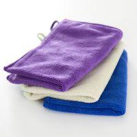 2018抹布超细纤维3条装毛巾不掉毛易干吸水家用清洁布厂家批发