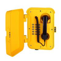 冷库防冻专用电话机 零下环境防冻电话 冷藏库SIP电话机