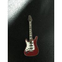 金属电吉他乐器饰品挂件 小提琴乐器礼品饰品定做 金属吉他模型