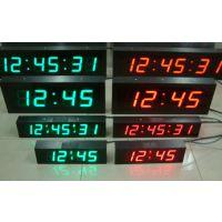 学校LED电子时钟|教室LED时钟显示屏|考场对时LED电子时钟