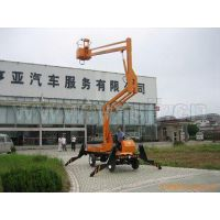 供应14米升降平台 修路灯用升降机 升降台