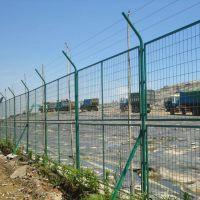 兰州双边丝护栏网厂家 场地围栏网孔围栏供应 甘肃隔离网
