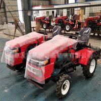 小四轮旋耕机操作说明 454四轮拖拉机批发 果园低矮四轮拖拉机