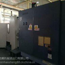 出售二手进口原装 日本OKK HM-40八工位卧式加工中心 日本OKK40卧式加工中心