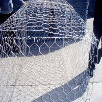 加筋石笼网|土工程加筋石笼网|生态防护加筋石笼网|环标