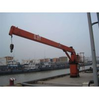 海重 10吨船用起重机 船用吊 船用门式起重机 特种设备起重机