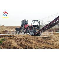 能适应不同工况需求的DW系列破碎洗沙机蚌埠销售价格