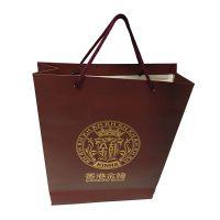 纸袋定做 化妆品礼品食品服装购物手提纸袋袋 纸质包装