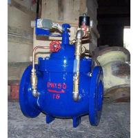 锦能供应700X法兰铸钢水泵控制阀