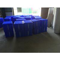 大英收纳箱白色塑料箱生产厂家 PP塑料箱