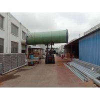 地埋污水提升预制泵站的工作原理