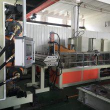 塑料片材挤出机_橡胶阻尼生产线