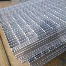 承重镀锌钢格栅板_Q235材质、热镀锌钢格栅板_焊接牢固