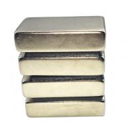 青井泽烧结强力钕铁硼磁铁40x20x10mm吸铁石