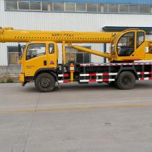 厂家供应 12吊车价格 中联新款12吨吊车 12吨吊车济宁