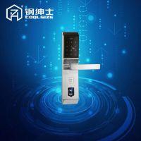 智能指纹锁 家用防盗门锁大门指纹密码锁电子锁磁卡锁感应锁