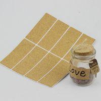 免费拿样厂家直销 DIY软木贴纸 创意个性自带粘胶粘性持久 家居饰品软木贴